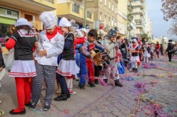 Olhao se prepara para vivir su Carnaval
