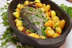 Los mejores pescados de Portimão, a la mesa