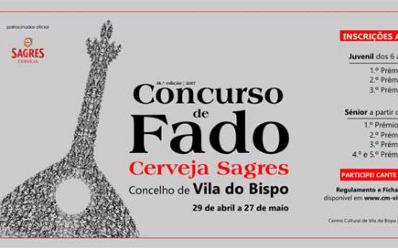 Vila do Bispo busca las mejores voces de fado