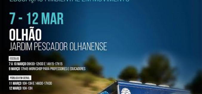 El Oceanario de Lisboa 'visita' Olhao