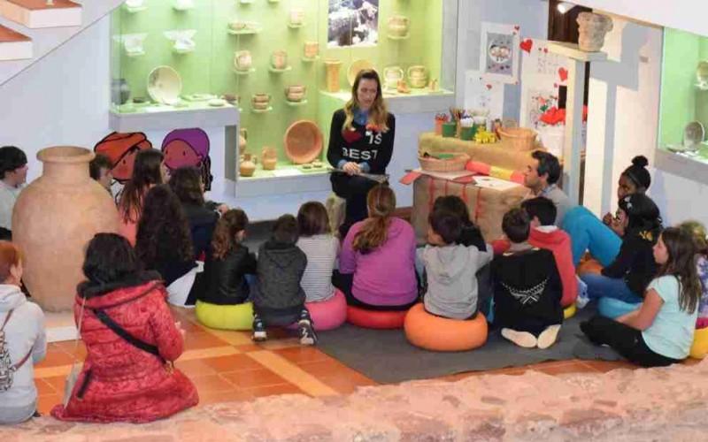 El Museo de Arqueología de Silves ameniza las mañanas de Semana Santa