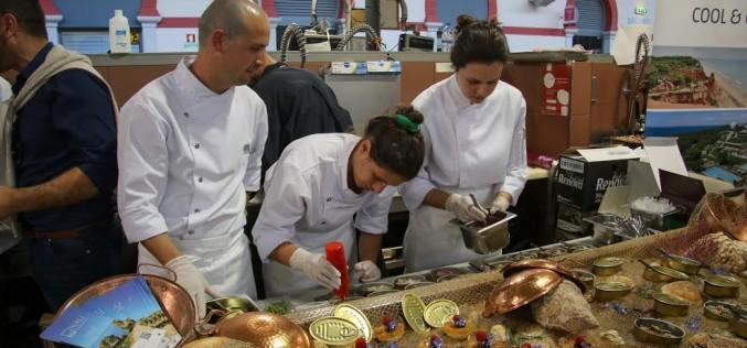 La mejor gastronomía, en la Algarve Chefs Week