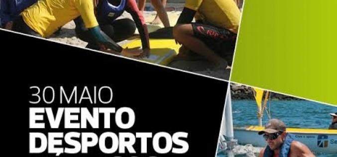 Deportes Náuticos Adaptados, en Faro