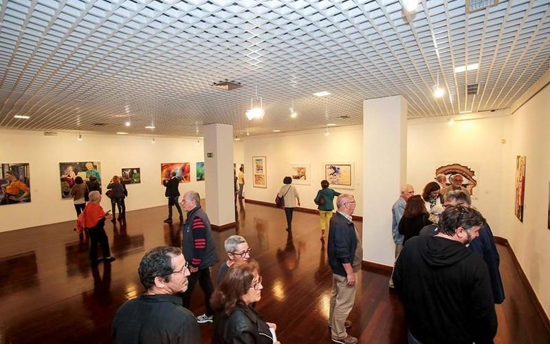 Más de 80 artistas exponen sus últimos trabajos en Lagos