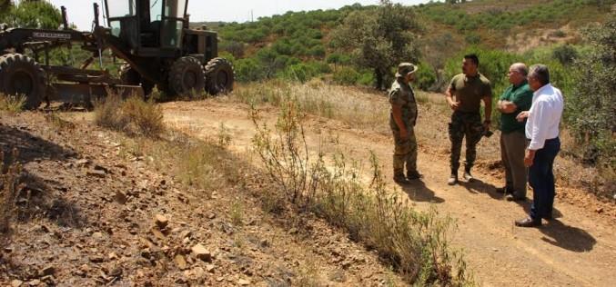 Castro Marim rehabilita más de 170 km de caminos agrícolas