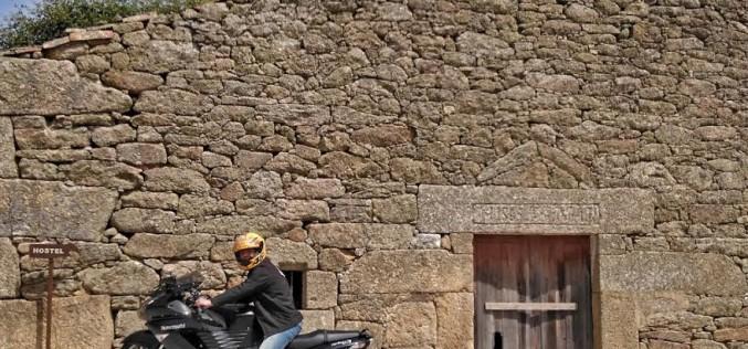 Lés-a-Lés: en moto desde Vila Pouca de Aguiar hasta Faro