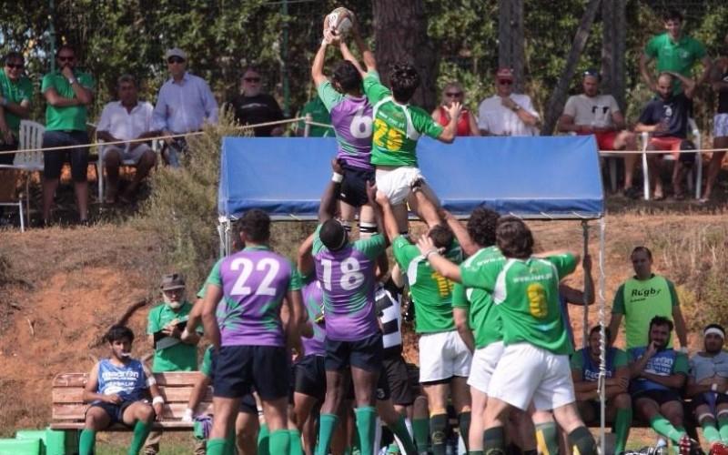 El Club de Rugby de Loulé asciende a 1ª División