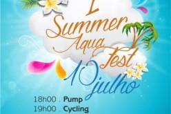 Silves vive su primer Summer Aqua Fest
