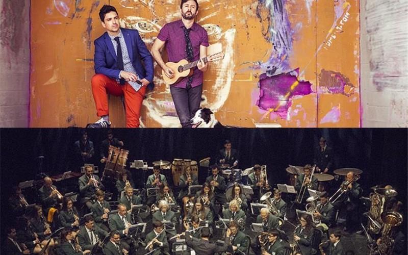 Virgem Suta y los Artistas de Minerva, en concierto en Loulé