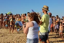 Las playas de Castro Marim se llenan de música