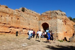 Restauran la Torre Albarrã del Castillo de Paderne