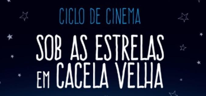 Cine bajo las estrellas, en Cacela Velha
