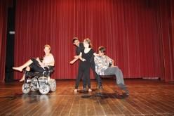 São Brás acoge un proyecto internacional de danza inclusiva
