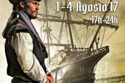 Los piratas llenan las calles de Olhao