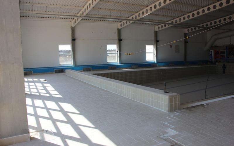 La piscina de Castro Marim reabre sus puertas en octubre