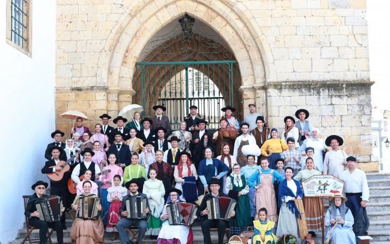 El Grupo Folclórico de Faro representa a Portugal en las Jornadas de Folclore de Cataluña