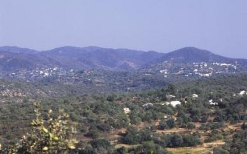 De ruta por la Sierra de Caldeirão