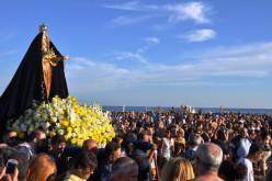 C4 Pedro anima las Fiestas de los Pescadores de Monte Gordo