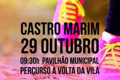 Caminata solidaria en Castro Marim para apoyar la prevención del cáncer de mama