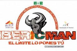Más de 400 triatletas de ocho países competirán en el Ibericman