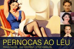 La comedia 'Pernocas ao Léu', en el Auditorio de Olhao