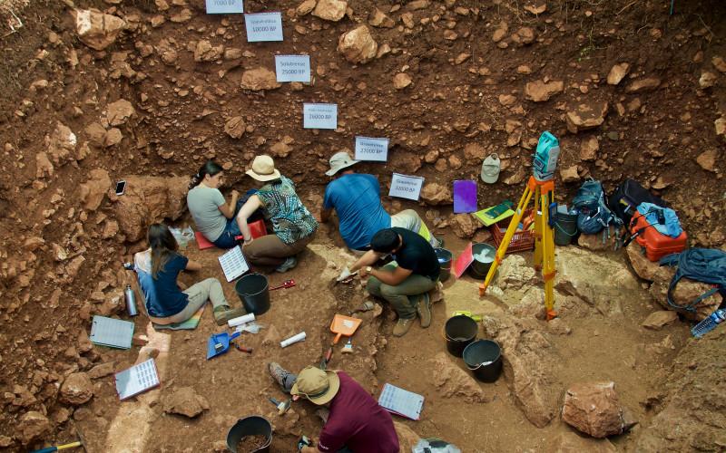 El refugio paleolítico del Valle de Boi