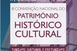Tavira acoge la III Convención de Patrimonio Histórico-Cultural