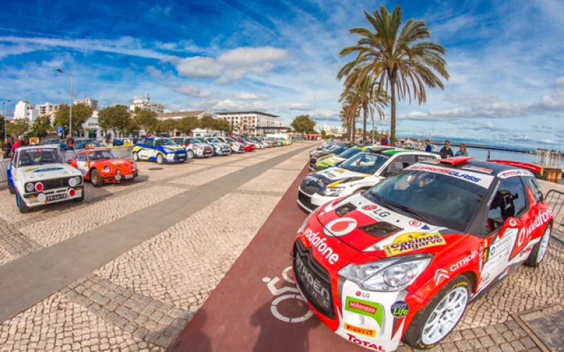El Rally Casinos del Algarve decide los campeones