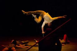 Monchique finaliza 2017 con un gran espectáculo de circo