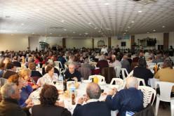 La Navidad reúne a 600 mayores de Castro Marim