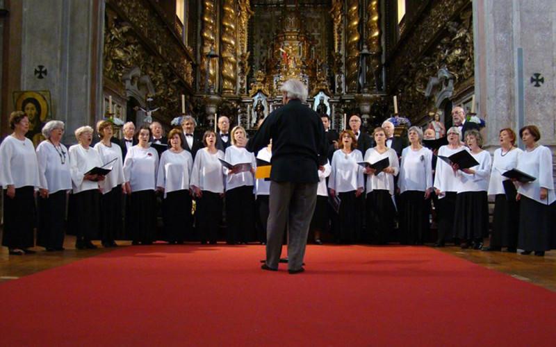 El Coro Lopes-Graça da un Concierto de Navidad Solidario en Olhao