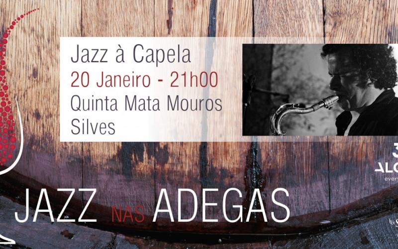 El jazz vuelve a inundar las bodegas de Silves en 2018