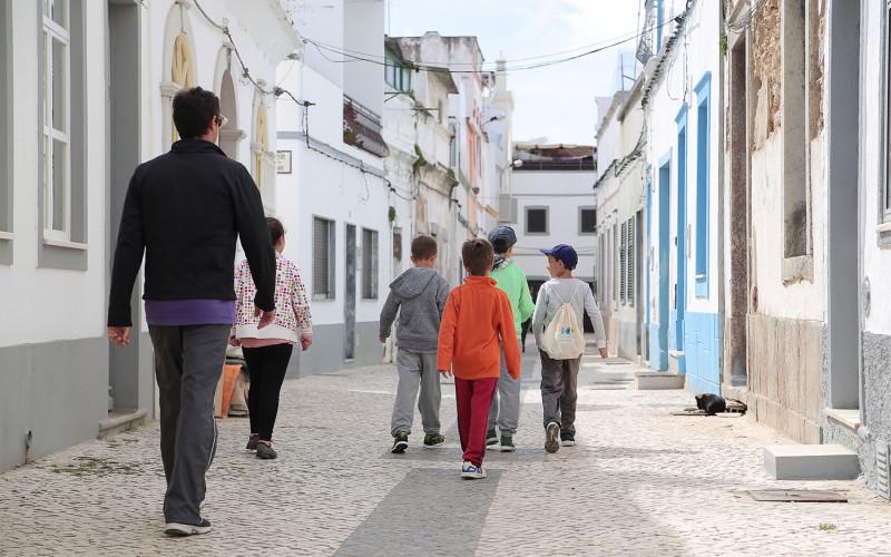 Una visita guiada por Olhao por el Día de los Centros Históricos