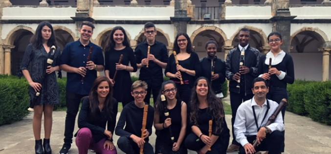 Loulé celebra con un concierto el XXIII aniversario del Ensemble de Flautas