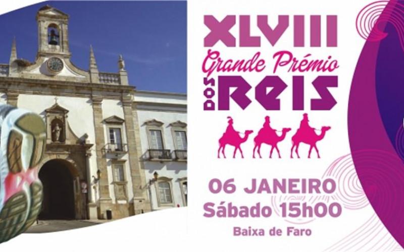 Faro celebra el Gran Premio de Reyes