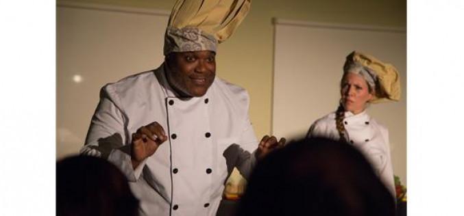 El espectáculo 'Cataplay' une en Vila Real teatro y gastronomía