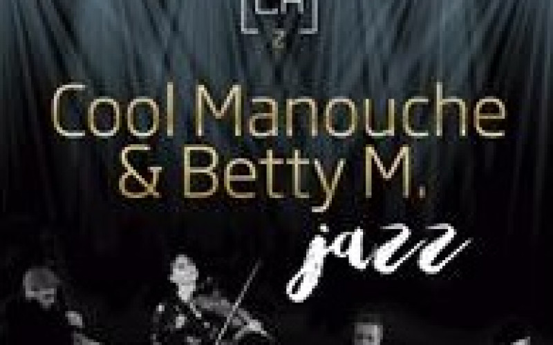 Cool Manouche & Betty M., en concierto en Vila Real
