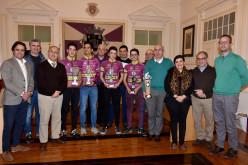 Loulé homenajea a los campeones del Centro de Ciclismo y del Club BTT Terra