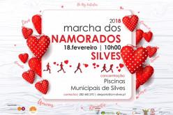 Una Marcha de los Enamorados, en Silves