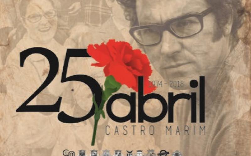 Exposiciones, teatro y música, para conmemorar el 25 de abril en Castro Marim