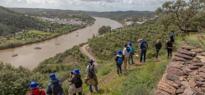 El V Festival de Caminatas consolida Alcoutim como destino de turismo de naturaleza