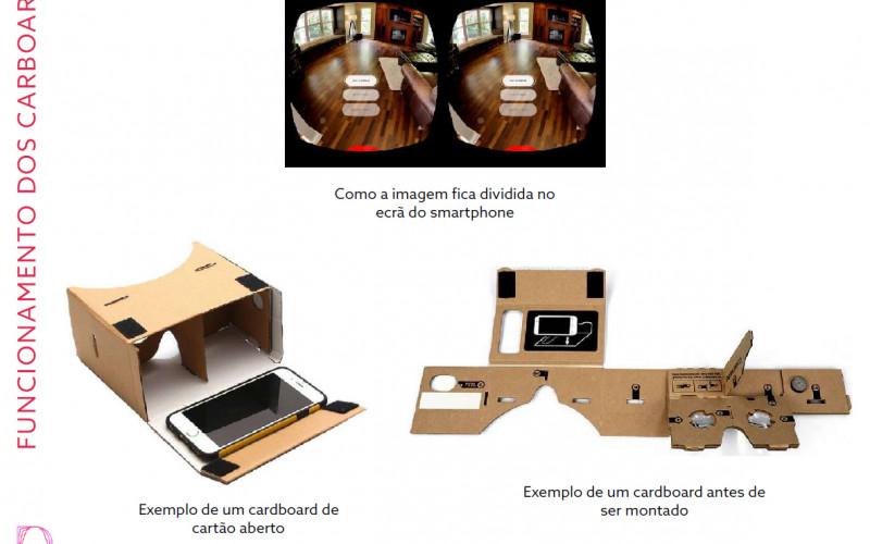Lagoa lanza una app de postales con realidad virtual