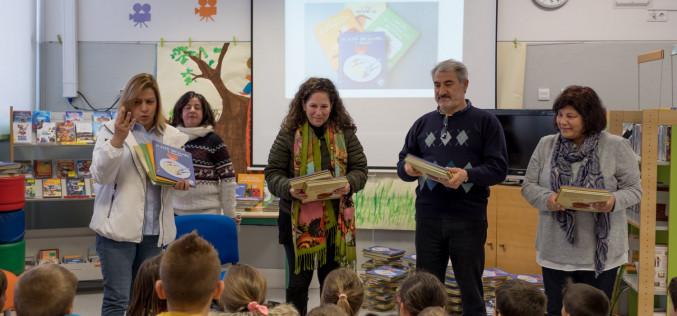 Loulé reparte libros sobre 'Cero Desperdicio'