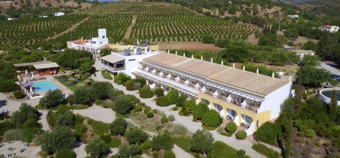 Una escapada primaveral en el Hotel Rural Quinta do Marco