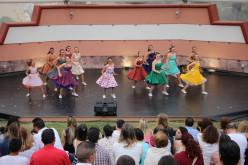 El Festival de Danza 'Arte sin Fronteras', todo un éxito