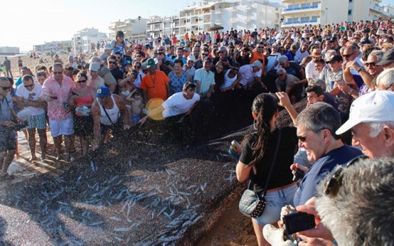 Quarteira sigue la tradición y celebra su Día del Pescador