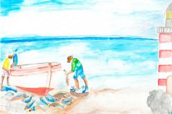 El Día del Pescador, un homenaje a los hombres del mar