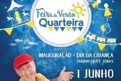 La Feria de Verano de Quarteira comienza con el Día del Niño