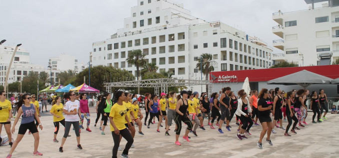 El 2º Algarve Fitness Challenge llega a Quarteira