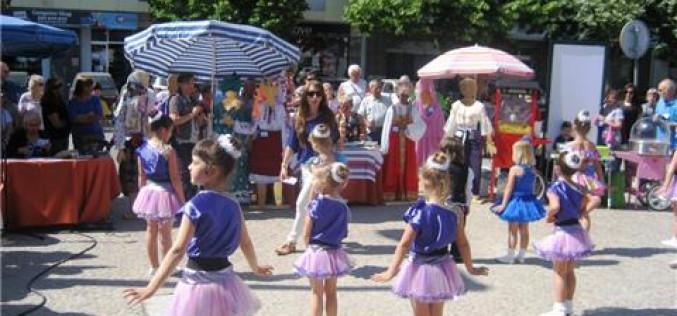 Gastronomía, danza y mucha música, para celebrar la interculturalidad en Sao Brás